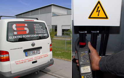 Elektro reparatur service